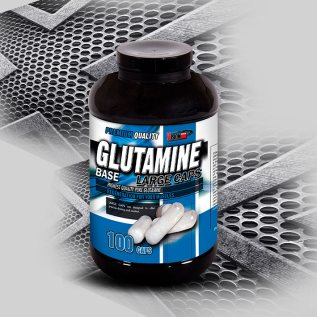 GLUTAMINE BASE LARGE CAPS (100 kapslí)