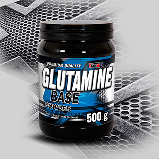 GLUTAMINE BASE  500 g