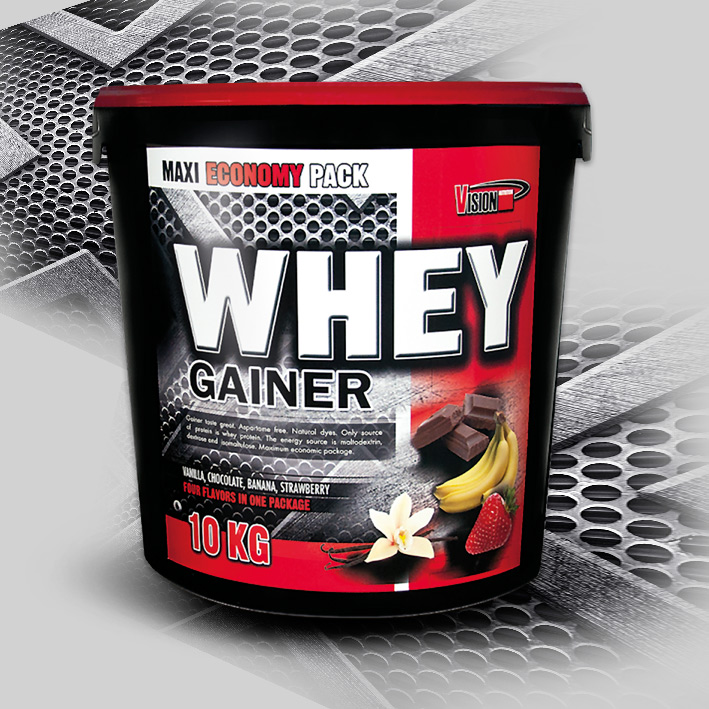 WHEY GAINER mix (10 kg)