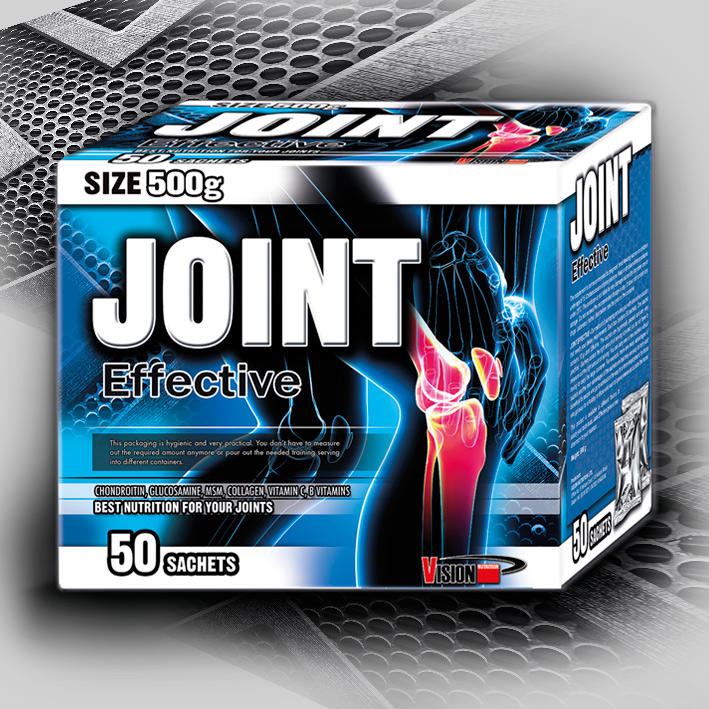 JOINT EFFECTIVE 500 g (50 sachets)