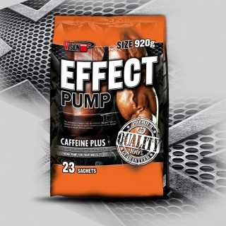 EFFECT PUMP CAFFEINE PLUS 920 g (23 sachets)
