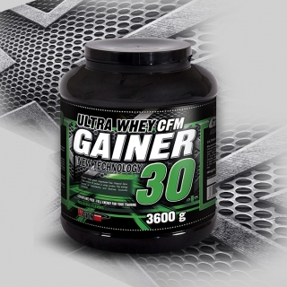 ULTRA WHEY CFM GAINER 30 (3600 g)