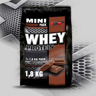WHEY PROTEIN chocolate (1,8 kg)